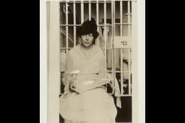 Lucy Burns, 1879-1966