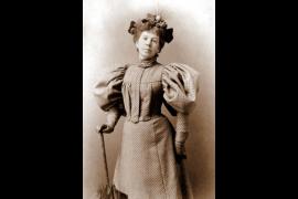 Clara Shortridge Foltz, 1849-1934
