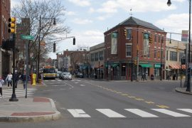 Mapping Feminist Cambridge in Inman Square