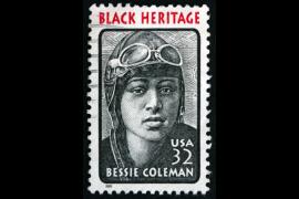 Bessie Coleman, 1892-1926