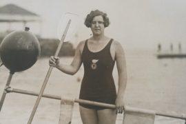 Gertrude Ederle, 1905-2003