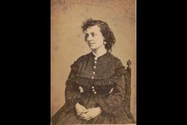 Pauline Cushman, 1833-1893