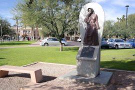 Arizona Pioneer Women Memorial