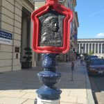 Wander Women's Legacy on Call Boxes in Downtown DC