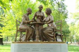 Central Park's Women's Heritage Trail