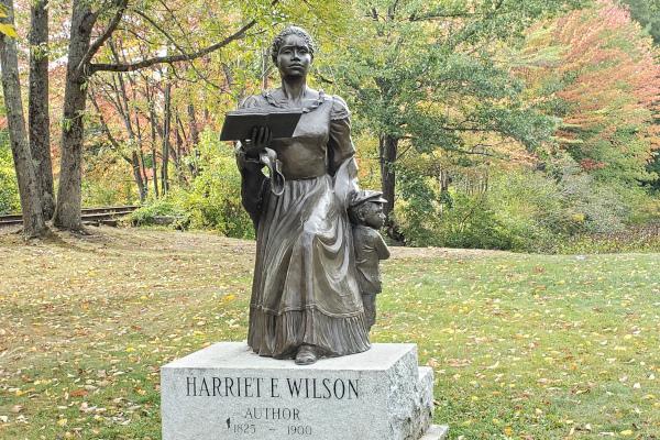 Harriet-E.-Wilson-Statue-Front-WWP